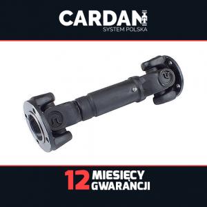 Wał napędowy JCB 27 X 81.8 - otw 25.4mm L=300mm
