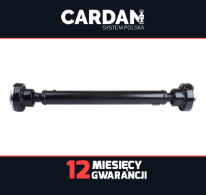 Wał napędowy środek mercedes g klasa w463 l=425mm