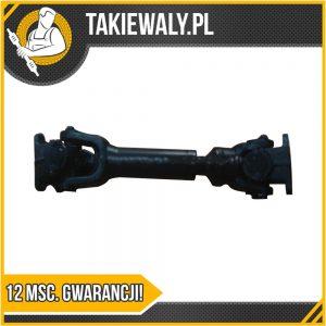 Wał napędowy JCB 34.9 X 106.3 - tylny L=330 mm